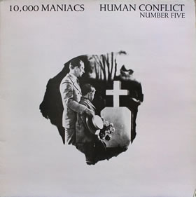 1982 Human Conflict – Number Five – CDM