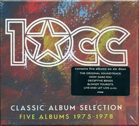 2012 Classic Album Selection: Five Albums 1975-1978