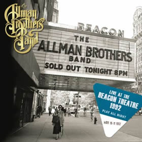 2014 Play All Night Live at the Beacon Theatre 1992
