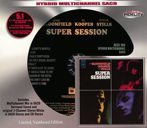 1968 Super Session – Live
