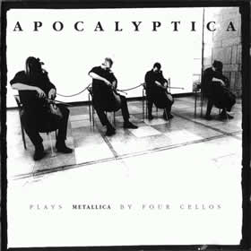 1996 Plays Metallica by Four Cellos