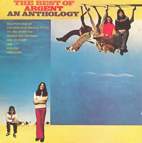 1976 The Argent Anthology