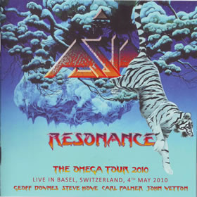 2012 Resonance: The Omega Tour 2010 – Live