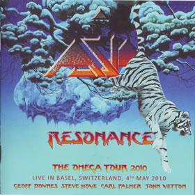 2012 Resonance: The Omega Tour 2010 – Live