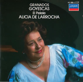 1977 Enrique Granados: Goyescas