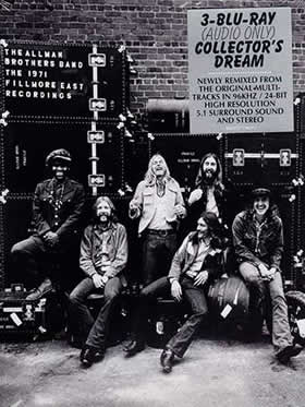 2014 At Fillmore East The 1971 Fillmore East Recordings