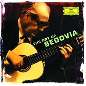 2002 The Art Of Segovia
