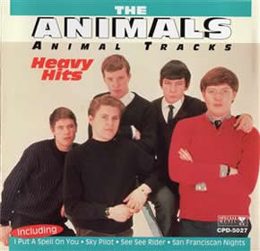 1994 The Animal Tracks: Heavy Hits