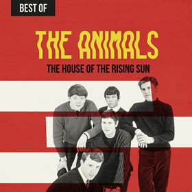 2019 The House of the Rising Sun: Best of The Animals