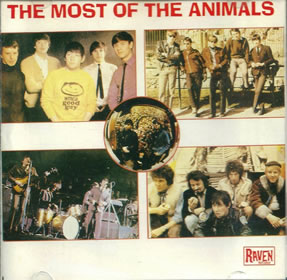 1989 The Most Of The Animals