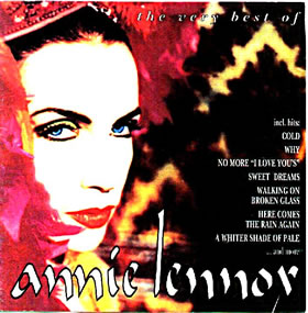 2007 The Very Best Of Annie Lennox