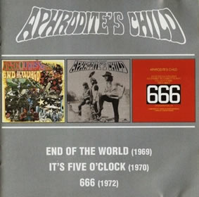 2004 End Of The World – It's Five O'Clock – 666