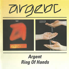 2000 Argent y Ring Of Hands