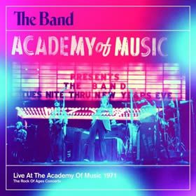 2013 Live at the Academy Of Music 1971