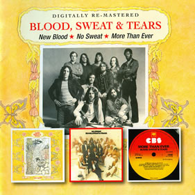 2012 New Blood – No Sweat – More Than Ever