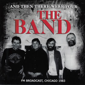 2015 And Then Were Four – FM Broadcast Chicago 1983