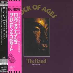 1972 Rock Of Ages: The Band In Concert – Live