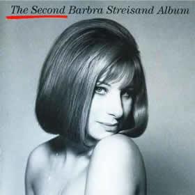1963 The Second Barbra Streisand Album
