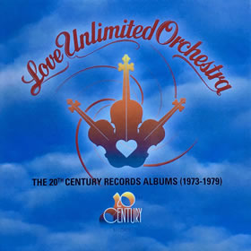 2019 Love Unlimited Orchestra – The 20th Century Records Albums 1973-1979