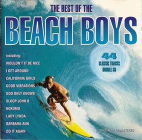 1995 The Best Of The Beach Boys