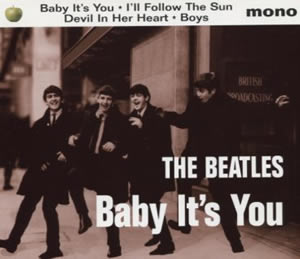 1995 Baby It's You – CDS