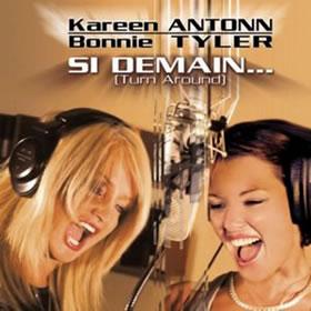2003 Si Demain… – Turn Around – feat. Kareen Antonn – CDS