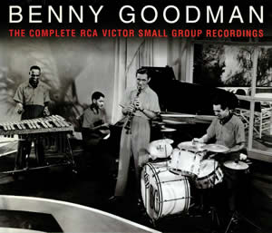 1997 Benny Goodman – The Complete RCA Victor Small Group Recordings (1935-39)