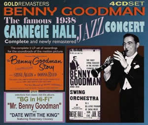 2006 The Famous 1938 Carnegie Hall Jazz Concert Plus Other Classic Material From 1954-1955
