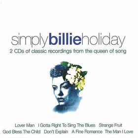 2009 Simply Billie Holiday