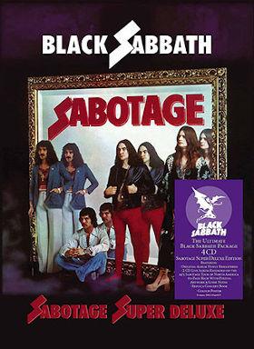 1975 Sabotage – Super Deluxe Edition