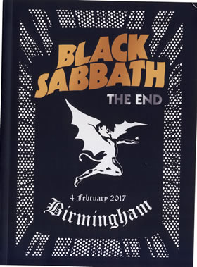 2017 The End – Live In Birmingham
