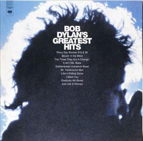 1967 Bob Dylan's Greatest Hits