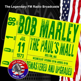 2017 The Legendary FM Radio Broadcasts – The Paul's Mall Boston MA 11th July 1973