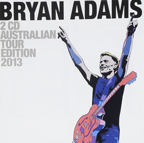 2013 Australian Tour Edition