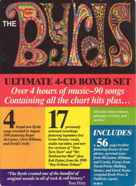 1990 The Byrds Boxed Set