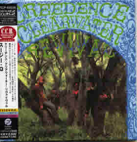 1968 Creedence Clearwater Revival