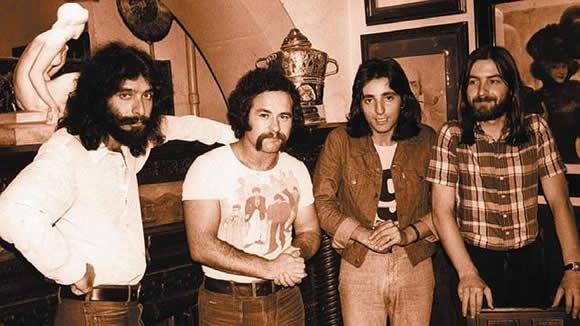 Cánovas, Rodrigo, Adolfo y Guzmán