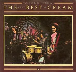 1983 Strange Brew: The Very Best of Cream
