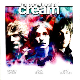 1995 The Very Best Of Cream