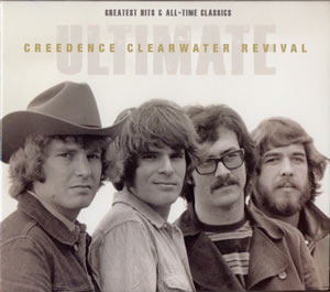 2012 Ultimate Creedence Clearwater Revival. Greatest Hits & All-Time Classics