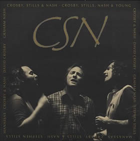 1991 Crosby, Stills & Nash