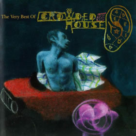 1996 Recurring Dream – The Very Best Of Crowded House – Limited Edition