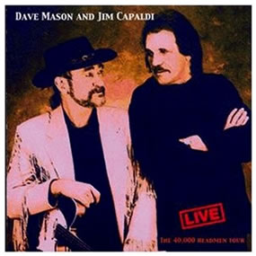 1999 & Jim Capaldi – Live The 40,000 Headmen Tour