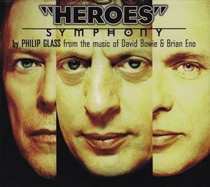 1997 Heroes Symphony (Aphex Twin Remix) – CDS
