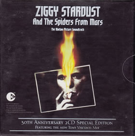 1973 Ziggy Stardust And The Spiders From Mars – The Motion Picture
