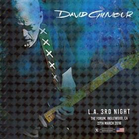 2016 L.A. 3rd Night