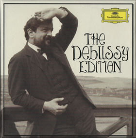 2012 The Debussy Edition: Box Set