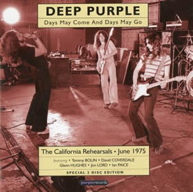 2000 Days May Come And Days May Go: The California Rehearals, June 1975