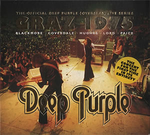2014 The Official Deep Purple (Overseas) Live Series: Graz 1975