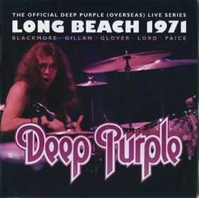 2015 The Official Deep Purple (Overseas) Live Series Long Beach 1971
